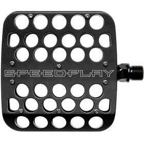 Speedplay DRILLIUM Pedaler, black